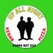 Up All Night, Takeaway, Northampton, Northamptonshire