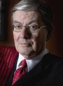 Justice David Collier. Photo: Sahlan Hayes