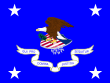 Flag of the United States Attorney General.svg